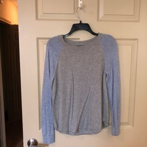 The Gap long sleeve baseball shirt